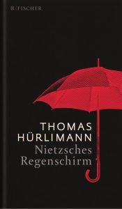 Buchcover Nietzsches Regenschirm