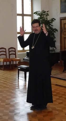 Abt Christian