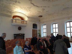 im Barocksaal