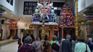im Shiva-Tempel