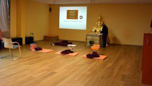 Raum der Buddhisten