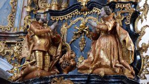 Graf Radbot und seine Frau Ita von Lothringen