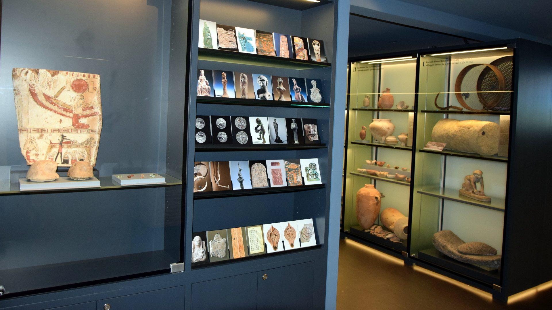 besuch im bibel orient museum freundeskreis theologiekurse. Black Bedroom Furniture Sets. Home Design Ideas