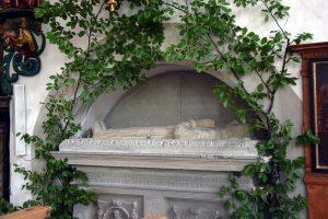 Grab von Johannes Wagner