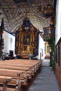 Kirche mit Loretokapelle
