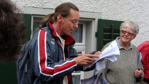 Thomas Markus Meier und Käthi Frenkel