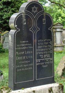 Doppelgräber gibt es nur selten