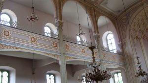 Empore der Synagoge Endingen