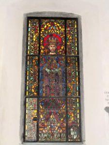 der Kirchenpatron, St. Lucius