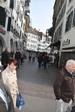Gassen von Solothurn