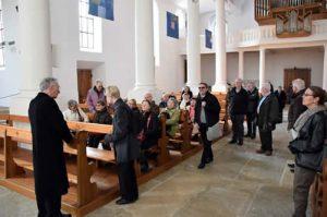 In der christkatholischen Franziskanerkirche.