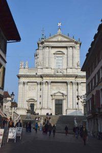 St. Ursenkathedrale am späten Nachmittag