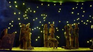 genau so sollen die Sterne vor 2000 Jahren am Himmel gestanden haben