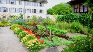 Garten Kloster Fahr