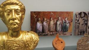 Pilgern nach Rom