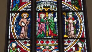 Das Leben der Heiligen Anna (2) Anna und Joachim